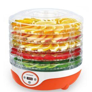 máy sấy thực phẩm cao cấp liven ggj-d268