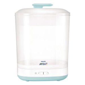 máy tiệt trùng bình sữa philips