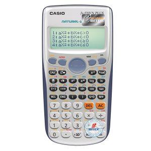 máy tính bỏ túi hãng casio fx 570vn plus