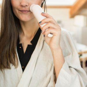 kiểm tra công nghệ làm sạch trên máy rửa mặt