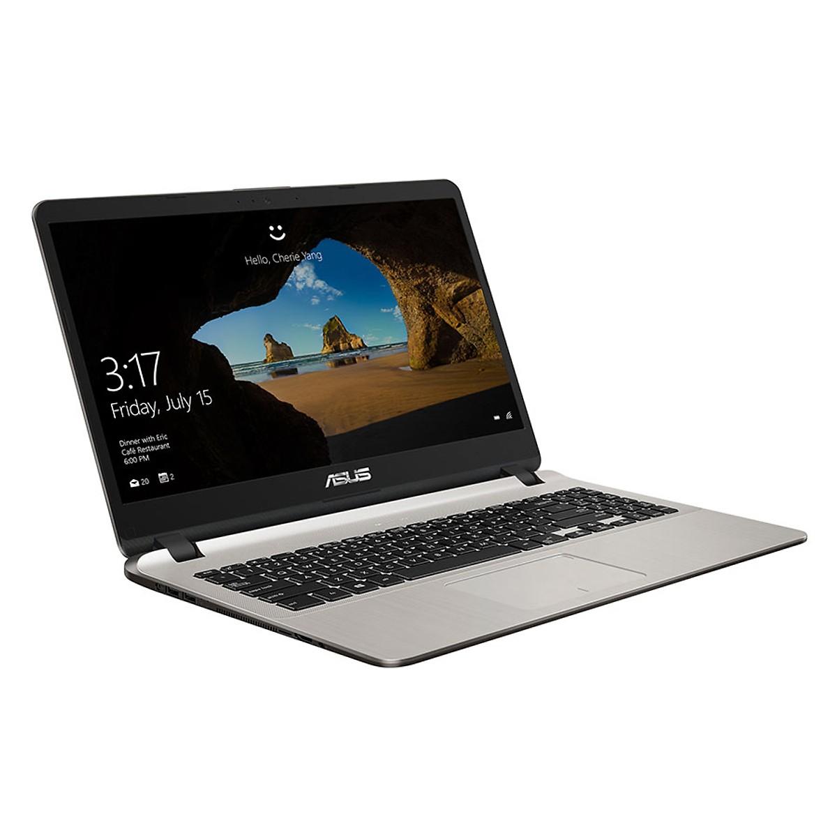 laptop van phong asus vivobook x407ma celeron n4000