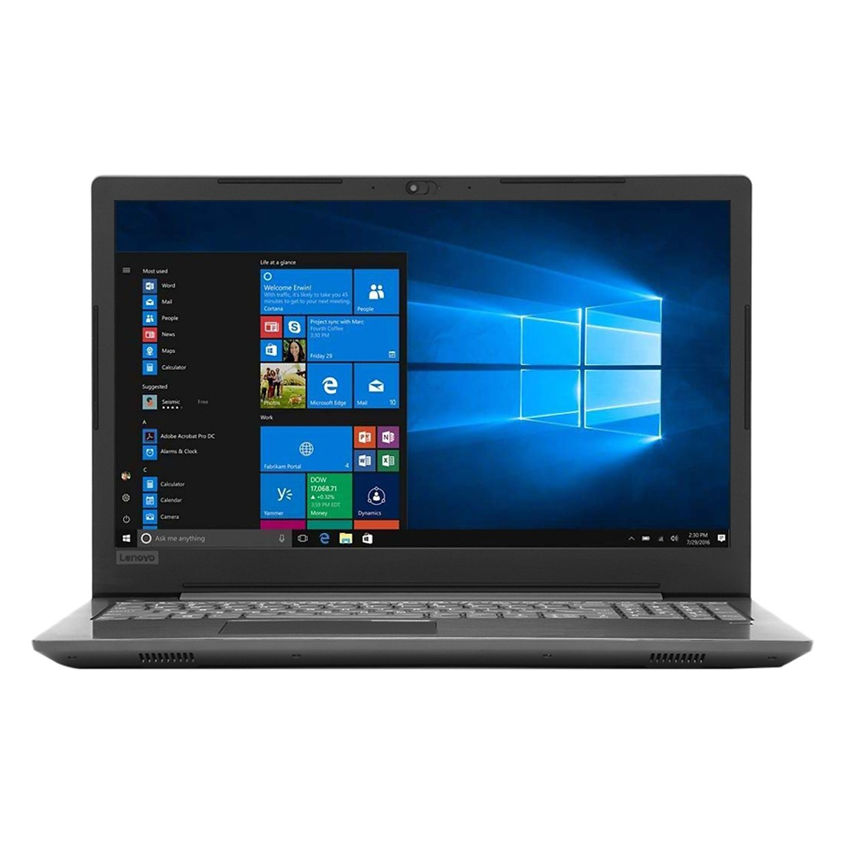 laptop van phong lenovo v330 15ikb 81ax00 core i3