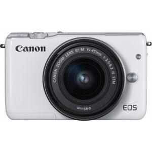 máy ảnh du lịch giá rẻ canon m10 kit 15-45mm