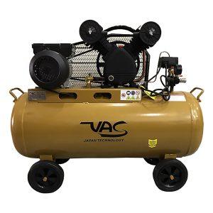 máy nén khí mini 2 đầu bơm vac va-v-100c