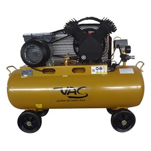 máy nén khí mini 2 đầu bơm vac va-v-75c