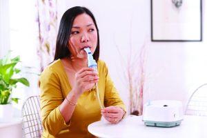 chọn máy xông mũi họng có hiệu quả trị liệu cao