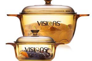 (Review) Nồi thủy tinh loại nào tốt nhất (2021): Vision, Sunhouse, Luminarc hay Corningware?