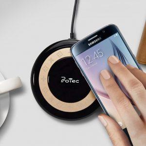 kiểm tra tính năng an toàn trên sạc điện thoại không dây
