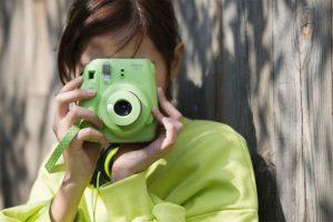 kiểm tra tính năng kết hợp cho hiệu quả chụp ảnh lấy liền