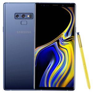 điện thoại chụp ảnh samsung galaxy note 9