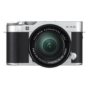 máy ảnh mirrorless giá rẻ fujifilm x-a3 + 16-50mm