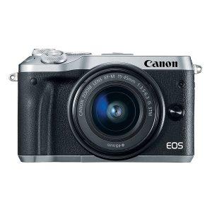 máy ảnh mirrorless canon