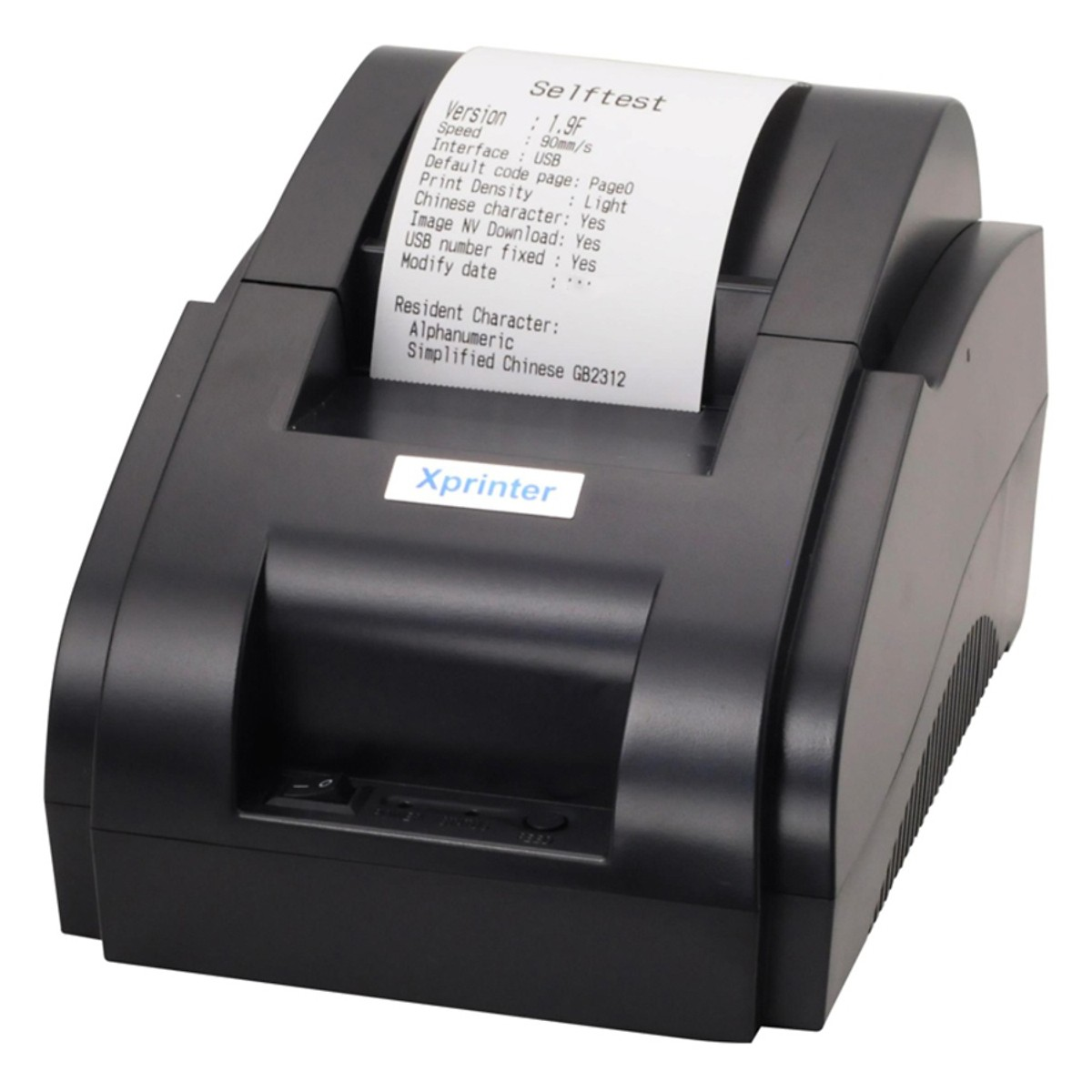 may in hoa don mini xprinter xp 58iih