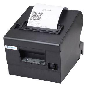 máy in hóa đơn vat xprinter xp-d600