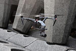 kiểm tra các chức năng thông minh có trên flycam