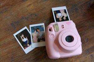 kiểm tra thông số ảnh và tốc độ in ảnh trên máy in ảnh mini