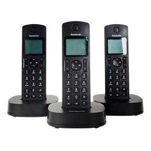 điện thoại bàn mini panasonic kxtgc313cx