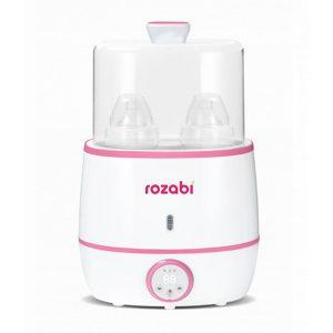 máy hâm sữa rozabi flash 500w hb-055e