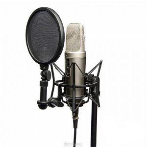 mic thu âm là gì?