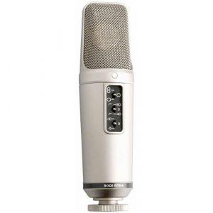 mic thu âm rode