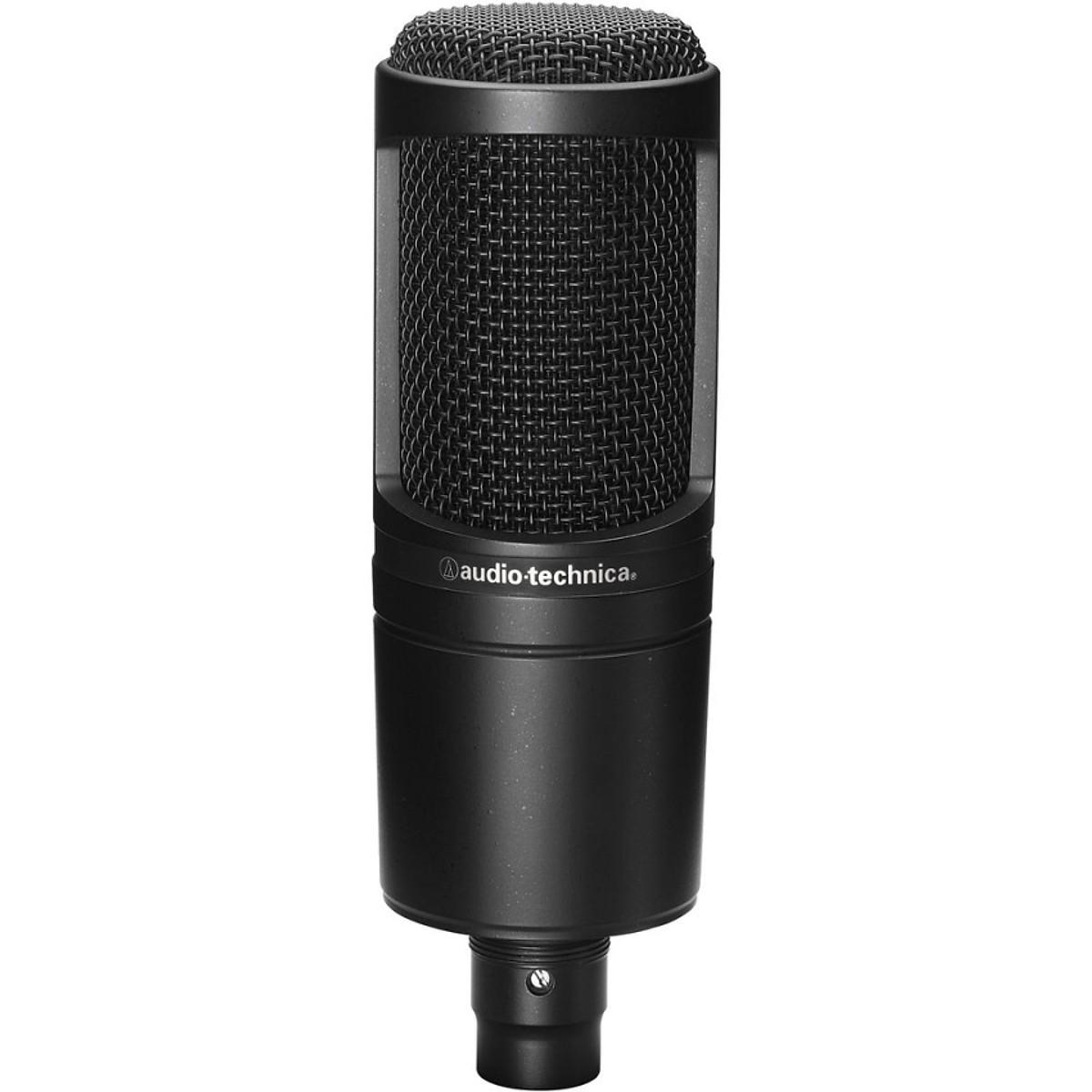 micro thu am audio technica at2020