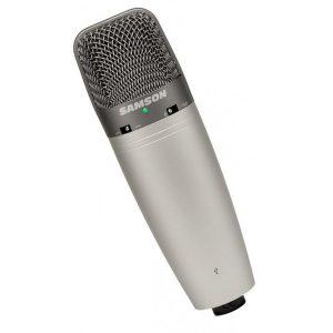 micro thu âm giá rẻ samson c03u usb