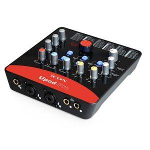 sound card dành cho micro thu âm upod pro gts