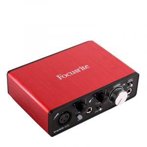 soundcard focusrite