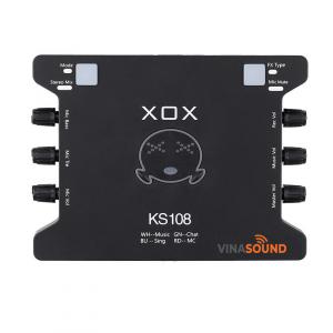 soundcard xox