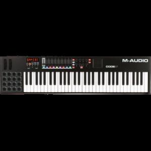 Midi controller cao cấp M-audio Code 61