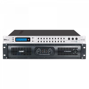 Vang số BKsound DSP 9000