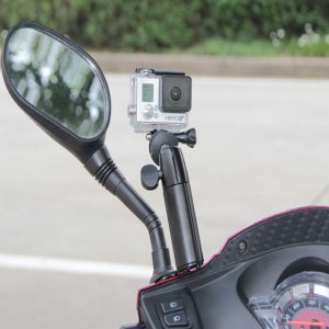 Một số tính năng khác trên camera hành trình xe máy