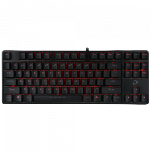 Bàn phím chơi game DareU EK87 LED