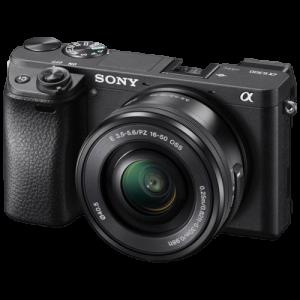 Máy ảnh tầm trung Sony