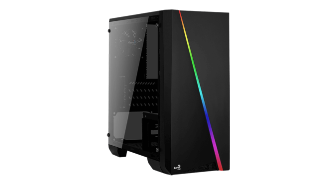 case may tinh nho gon aerocool cylon mini