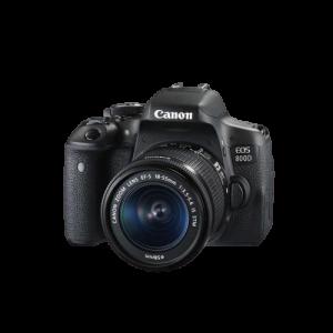 Máy ảnh chuyên nghiệp Canon 800D Lens 18-55