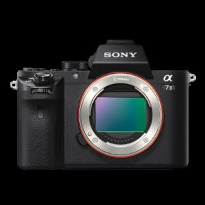 Máy ảnh chuyên nghiệp Sony Alpha A7 Mark II