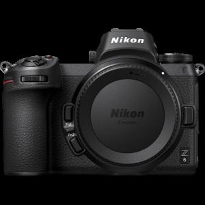 Máy ảnh không gương lật Nikon Z6 Body