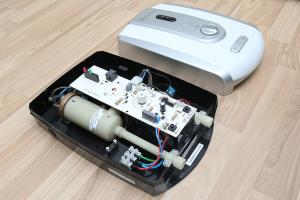 Những linh kiện thiết yếu của máy nước nóng Centon