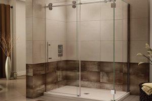 Review nhanh top 3 phòng tắm kính được yêu thích năm 2021